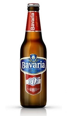 Bavaria Alcohol Free Lager 330ml bottle