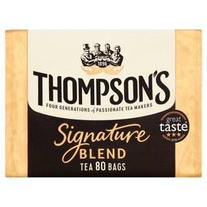 Thompson's Signature Blend Tea 80's
