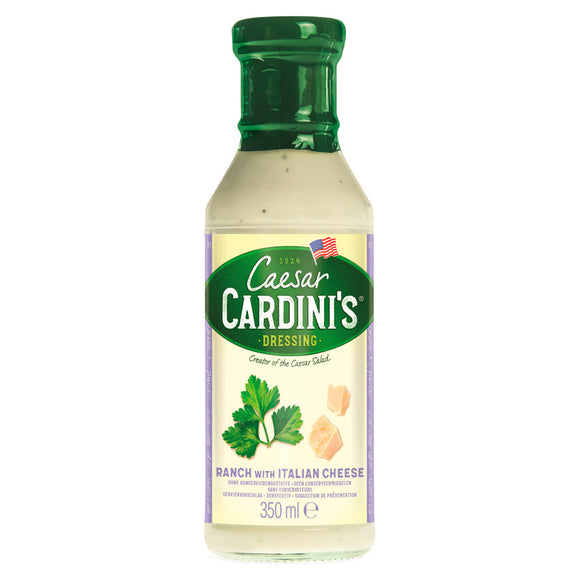 Cardini's Ranch Dressing With a Italian Cheese