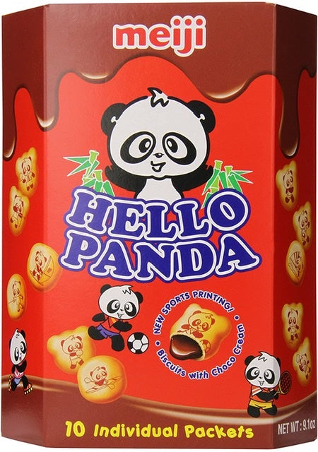 Hello Panda Original Chocolate Filling Giant Box 10pk