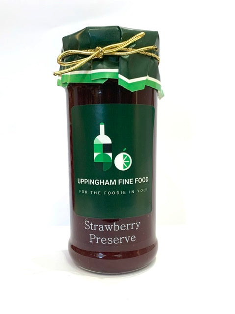Uppingham Fine Food Strawberry Preserve
