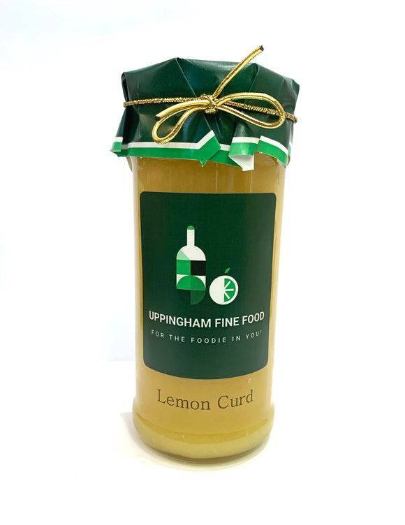 Uppingham Fine Food Lemon Curd