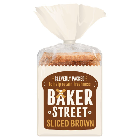 Baker Street Brown Loaf 560g