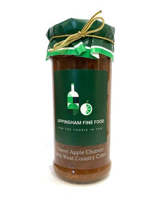 Uppingham Fine Food Apple & West Country Cider Chutney