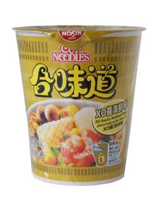 Nissin XO Sauce Seafood Flavour  Cup Noodles 73g