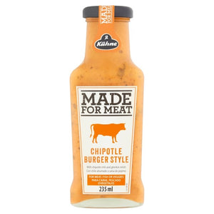 Kuhne Made for Meat Chipotle 235ml