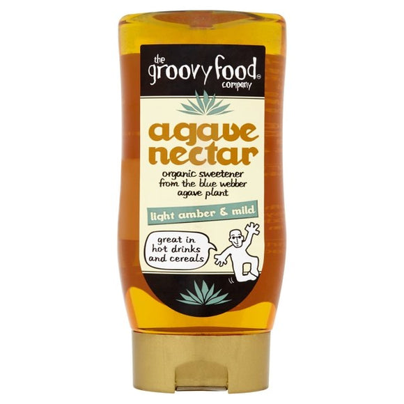 Groovy Food Agave Nectar Light & Mild 250ml