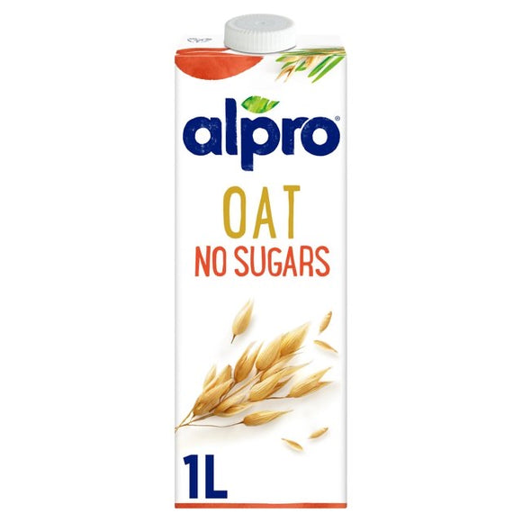 Alpro Oat No Sugars Drink 1L