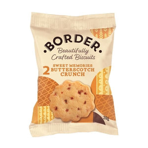Borders Famous Butterscotch Crunch 2pk