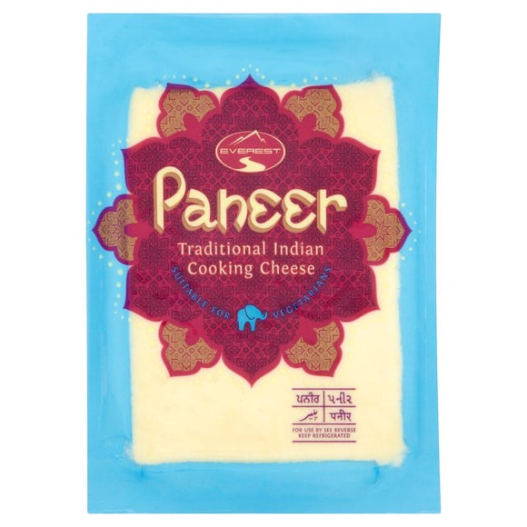 Everest Full Fat Soft Paneer Cheese 226g