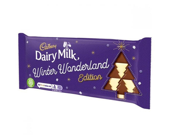 Cadbury Dairy Milk Winter Wonderland Edition Bar 100g