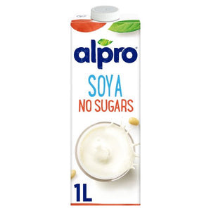 Alpro Soya No Sugars Drink 1L