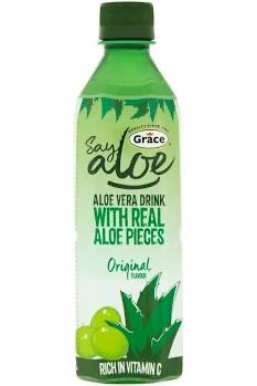 Grace Aloe Vera Drink  500ml