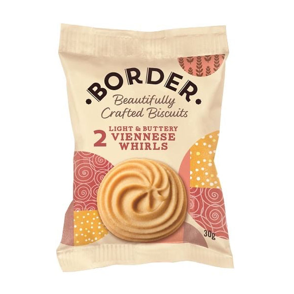 Borders Famous Viennese Whirls 2pk