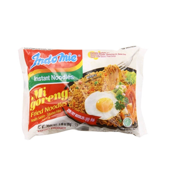Indomie Mie Goreng Fried Instant Noodles 80G