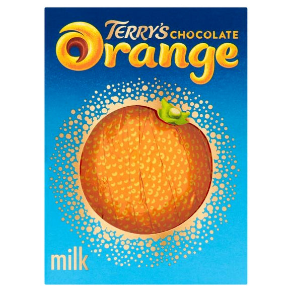 Terry's Chocolate Orange Milk Box 157g