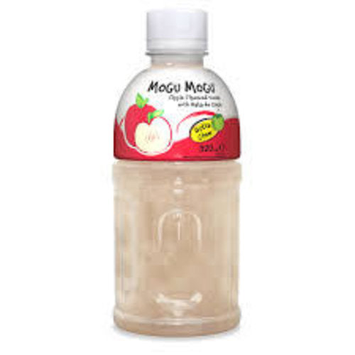 Mogu Mogu Nata De Coco Apple Flavour Drink 320ml