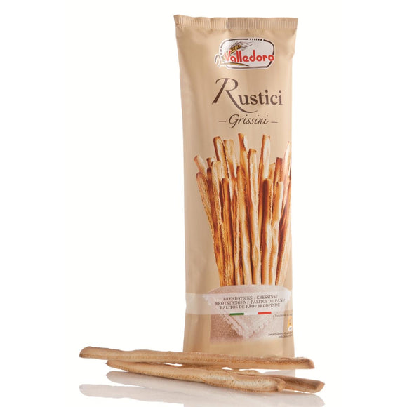 Valledoro Rustici Breadsticks 100g