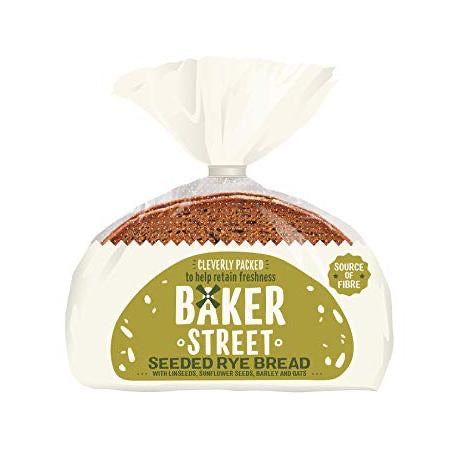 Baker Street Seeded Rye Bread