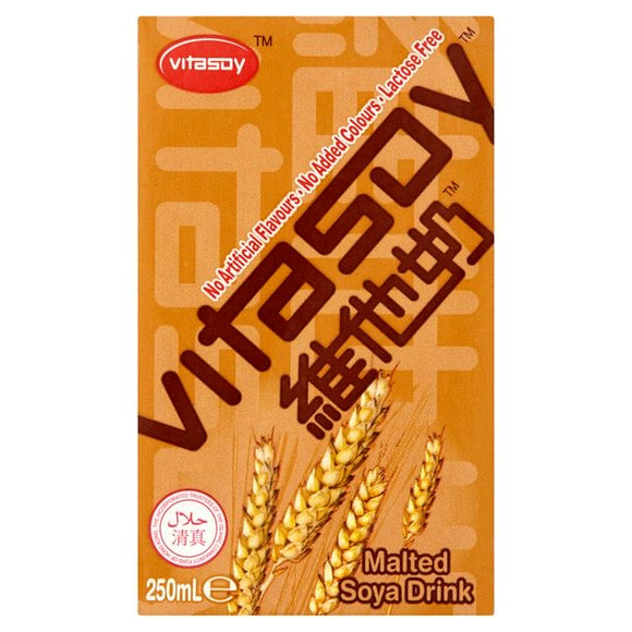 Vitasoy Malted Soybean Drink 250ml