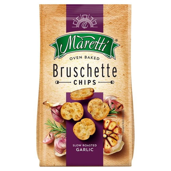 Maretti Slow Roasted Garlic Bruschetta Bites 150g