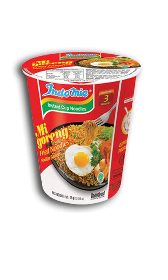 Mi Goreng Fried Cup Noodles 75g