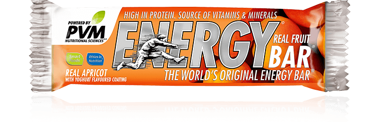 PVM Energy Bar: Real Apricot (45 g)