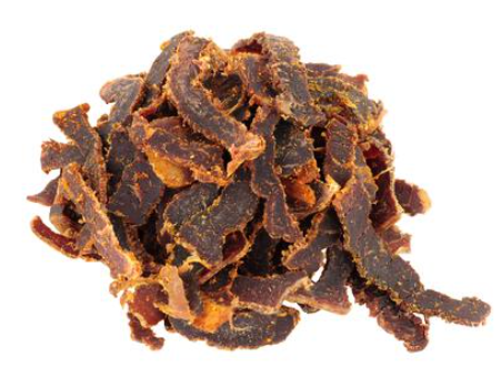 Traditional South African Biltong