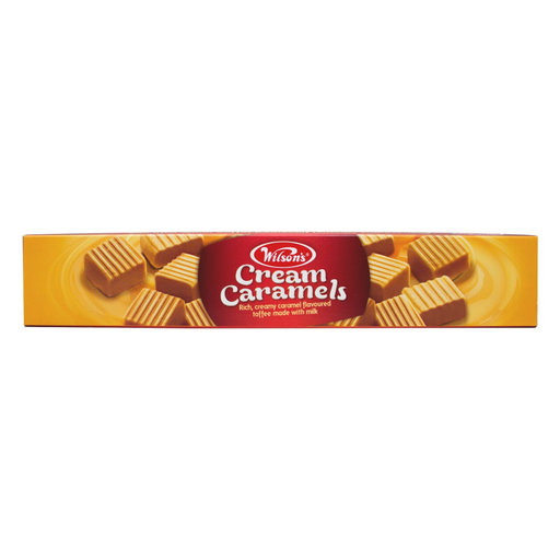 Wilsons Cream Caramels (150 g) from South Africa - AUBERGINE FOODS Canada