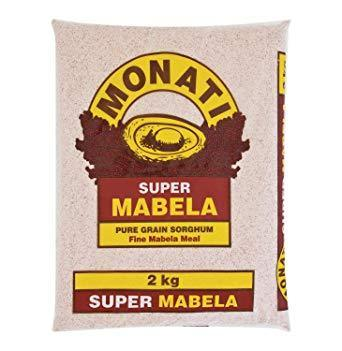 Super Mabela (2 Kg) from South Africa - AUBERGINE FOODS Canada