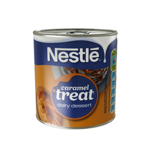 Nestle Caramel Treat Dairy Desert (360 g) from South Africa - AUBERGINE FOODS Canada