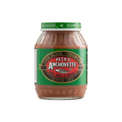 Pecks Anchovette (125 g) from South Africa - AUBERGINE FOODS Canada