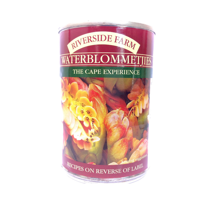 Riverside Farm Waterblommetjies 400 g from South Africa - AUBERGINE FOODS Canada