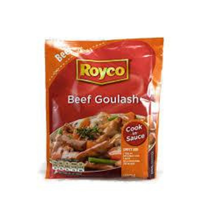 ROYCO B Goulash (60 g) from South Africa - AUBERGINE FOODS Canada
