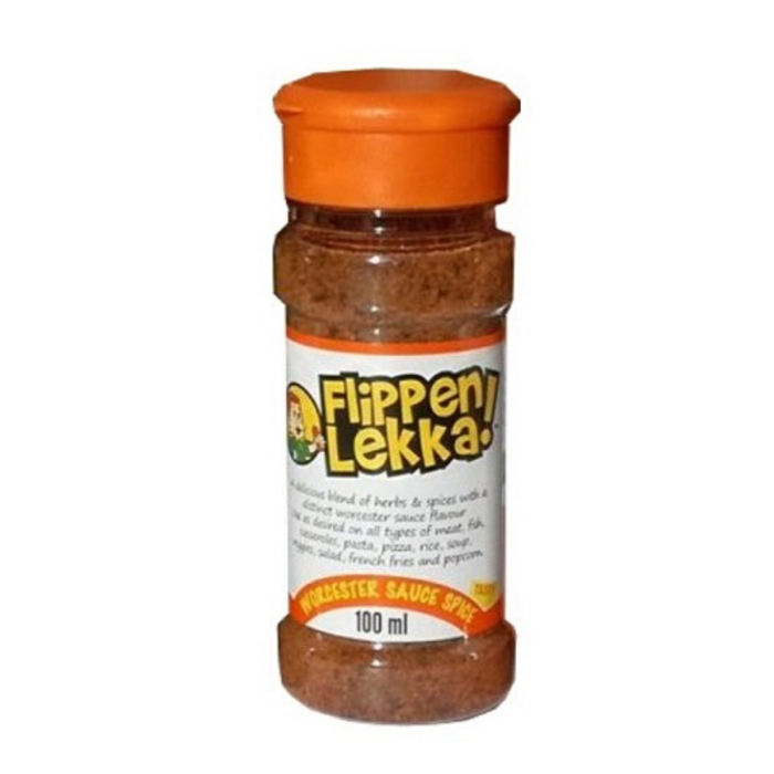 Flippen Lekka Worcester Sauce Spice (200 ml) from South Africa - AUBERGINE FOODS Canada