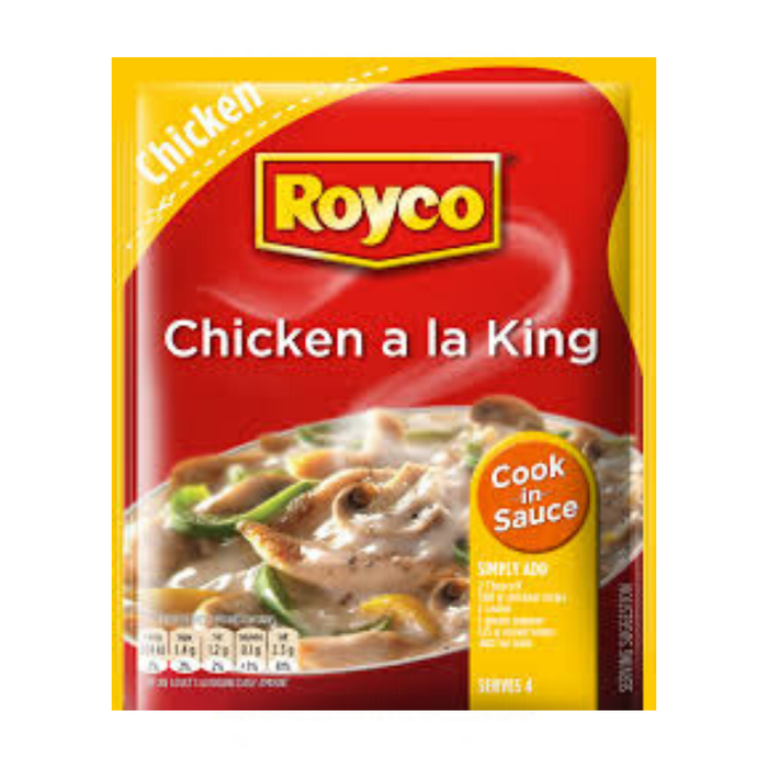 ROYCO Chicken a la King (55 g) from South Africa - AUBERGINE FOODS Canada