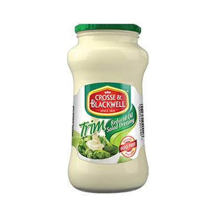 C&B Trim Salad Dressing-EGG FREE (790 g) from South Africa - AUBERGINE FOODS Canada