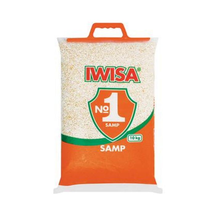 IWISA Samp (2.5 Kg) from South Africa - AubergineFoods.com