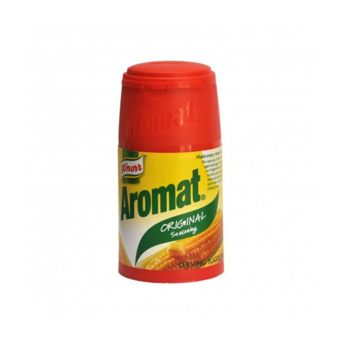 Knorr Aromat Original (75g) from South Africa - AUBERGINE FOODS Canada
