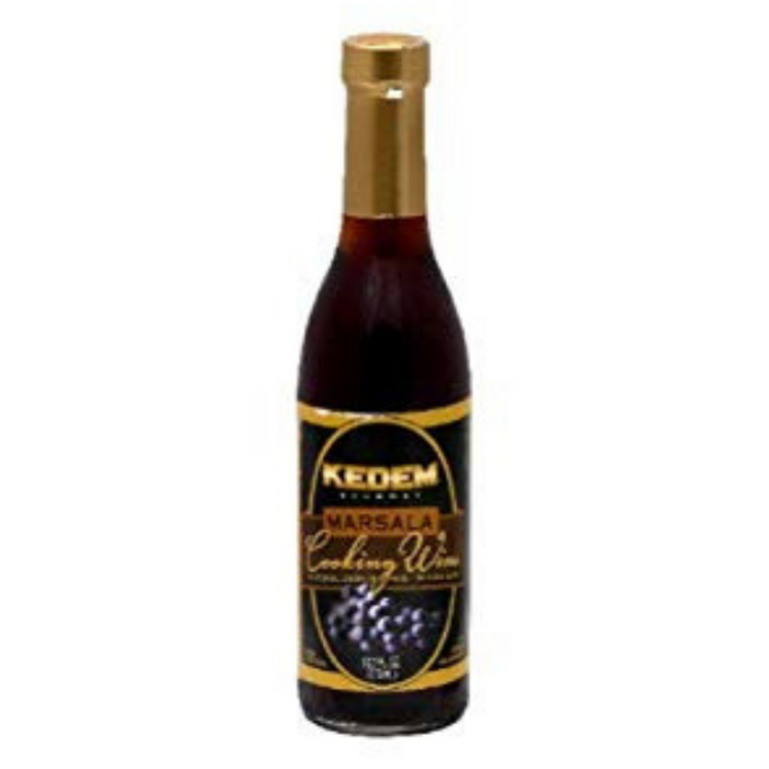 KEDEM Marsala Cooking Wine (375 ml) from Kosher - AUBERGINE FOODS Canada