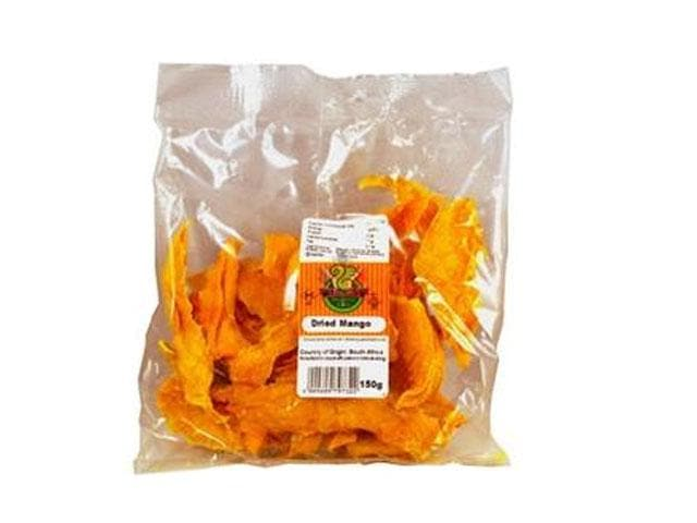 Alman's Dried Mango (135 g) from South Africa - AUBERGINE FOODS Canada