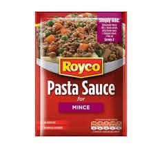 ROYCO Pasta Sauce for Mince (42 g) from South Africa - AUBERGINE FOODS Canada