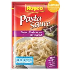 ROYCO Pasta Sauce Bacon Carbanaera (45 g) from South Africa - AUBERGINE FOODS Canada