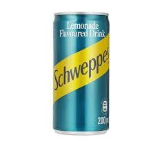 Schweppes Lemonade (200ml) from South Africa - AUBERGINE FOODS Canada