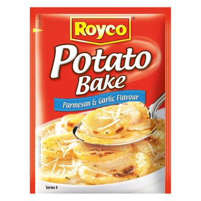 ROYCO Potato Bake-Parm & Garlic Flavor (55 g) from South Africa - AUBERGINE FOODS Canada