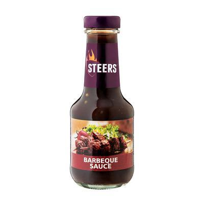 Steers Barbeque Sauce (375 ml) from South Africa - AUBERGINE FOODS Canada