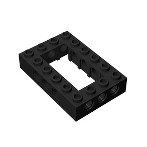 Technic Brick 4x6 Open Center #32531