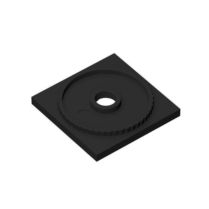 Turntable 4x4 Square Base Locking #61485