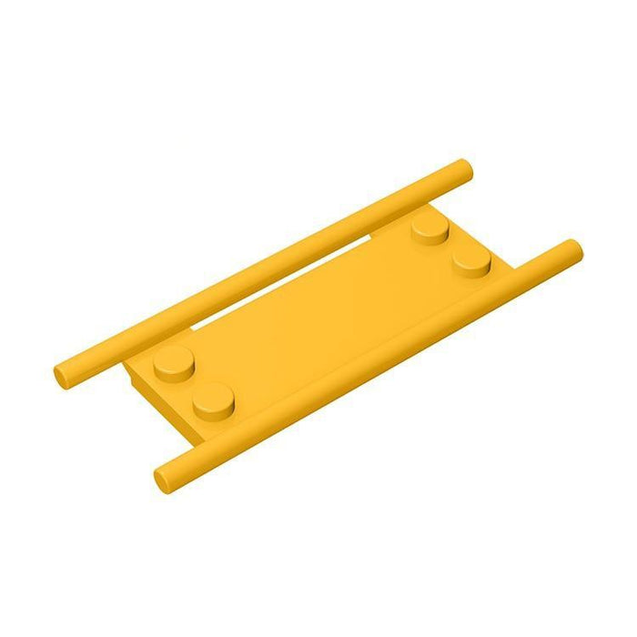 Minifigure Utensil Stretcher without Bottom Hinges #93140