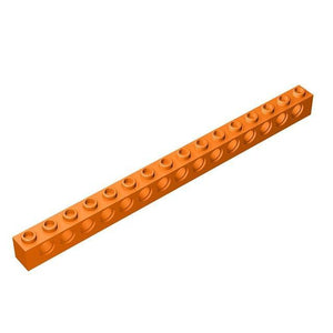 Technic Brick 1x16 with Hole #3703